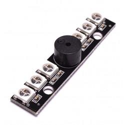 Pasek WS2812B 6xRGB LED 5050 + Buzzer - Naze32