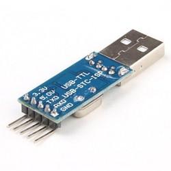 Konwerter USB/TTL/RS232 - wyjście 3,3V/5V - PL2303HX