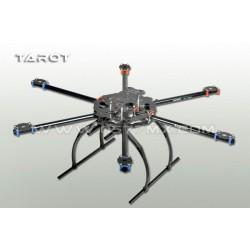 TAROT FY680 Hexa - ALu-Carbon - Profesjonalna rama - 680mm