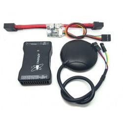 Kontroler APM PRO MINI + NEO-6M + czujnik prądu 90A