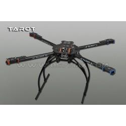 TAROT IRON MAN 650 Quadro - Carbon - Profesjonalna rama - 650mm - TAROT TL65B02