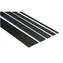 Listwa węglowa 0,5x10,0x1000 mm