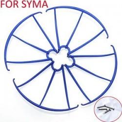 Ochraniacze łopat głównych - Syma X5 - niebieskie