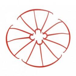 Ochraniacze łopat głównych - Syma X5 - czerwone