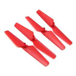 Łopaty główne - Syma X5 - czerwone