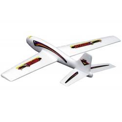 Samolot rzutka Sky rider rozpiętość 610mm