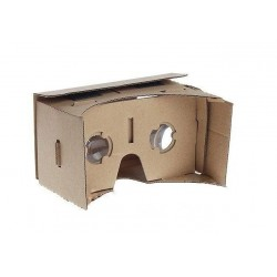 "Okulary Google Cardboard 3D VR - telefon od 3,7"" do 5,5"