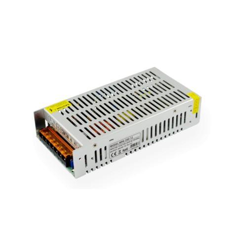 Zasilacz impulsowy 12V 16,7A 200W - uniwersalny zasilacz stabilizowany