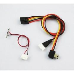 Kabel AV/Power do USB Gopro - podłączenie TS832 do Gopro