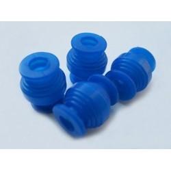 Wibroizolator 21mm/17mm - 150g obciażenie - blue - tłumik drgań, damper, amortyzator - 1 szt