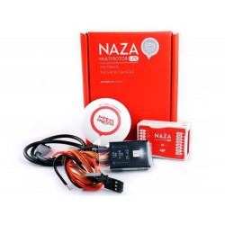 Kontroler DJI NAZA M Lite + GPS (Combo) - Autopilot multi-coptera firmy DJI - DJI0122