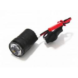 Super jasna lampa LED 3W - oświetlenie do drona - szperacz LED