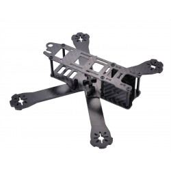 Rama Carbon QAV-R 220 - ZMR220-RX FPV Racing Drone - ramiona 4mm