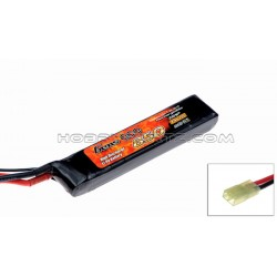 850mAh 7.4V 20C (scalony) Airsoft Gens Ace