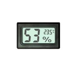Higrometr i Termometr LCD w obudowie - wilgotnościomierz cyfrowy
