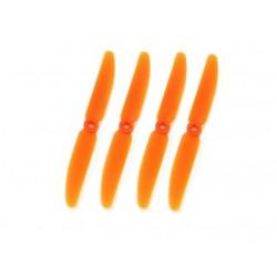 Śmigła DAL 5030 - orange - 5x3 - 2xCW/2xCCW - DALPROP 4 szt