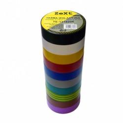 Taśma izolacyjna 0,13x19mm - 10m - kolor