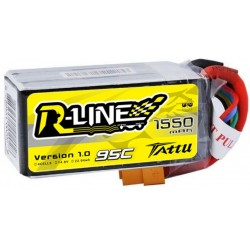 Pakiet 1550mAh 14.8V 95C TATTU R-Line Gens Ace