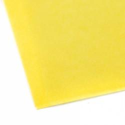 Papier pokryciowy żółty 508x762 mm - 1szt - DUMAS 59-185C (jaskier)