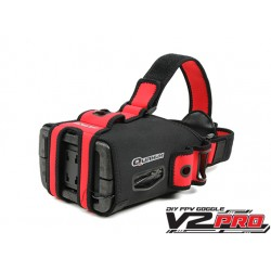 "Gogle FPV QUANUM DIY V2 Pro z 5"""" LCD - Okulary"