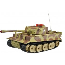 German Tiger RTR 1:24 - Czołg RC Tiger