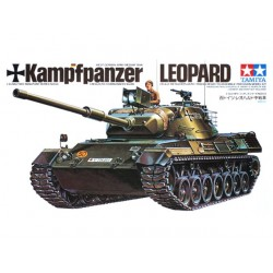 Tamiya 35064 1/35 West Ger. Leopard Tank- Czołg