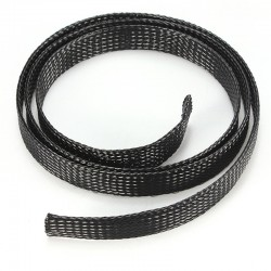 Oplot nylonowy do kabli 4mm - 1m