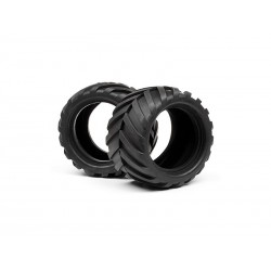 Bullet ST Tyres (2pcs) - Opony Bullet - 101307 - HPI-RACING