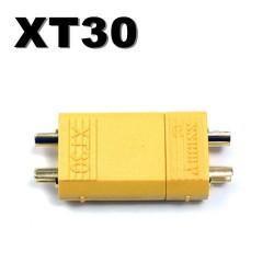 Wtyki XT30 - mini wtyk i gniazdo wysoko-prądowe