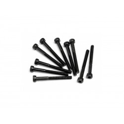 CAP HEAD SCREW M3x30 - 1szt - 86895 - HPI-RACING