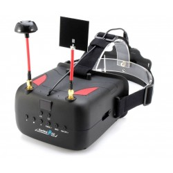 Okulary Eachine VR D2 5cali HD - 5,8GHz - DVR - Diversity  - 2000mAh