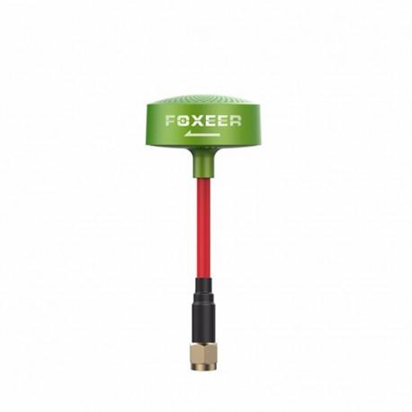 Antena Foxeer 5.8GHz RHCP - RP-SMA zielona - koniczynka