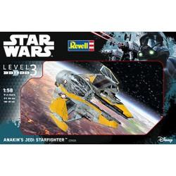Anakin's Jedi Starfighter - REVELL - 03606 - Star Wars