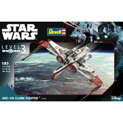ARC-170 Fighter - REVELL - 03608 - Star Wars