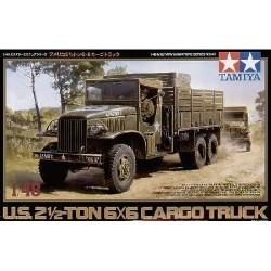 Tamiya 32548 US 2.5 Ton 6x6 Cargo Truck - ciężarówka wojskowa