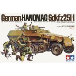 Tamiya 35020 Hanomag Sdkfz 251/1 - pojazd opancerzony