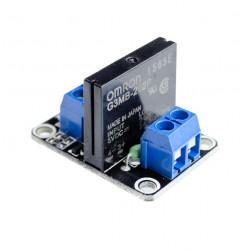 Moduł przekaźnik półprzewodnikowy 5V SSR  - Arduino