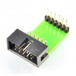 Gniazdo IDC 10 - konwerter KANDA do płytek stykowych