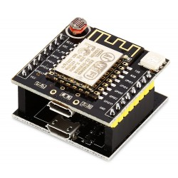 Moduł ESP8266 WIFI Witty mini NodeMcu - ESP-12F - interfejs USB-UART