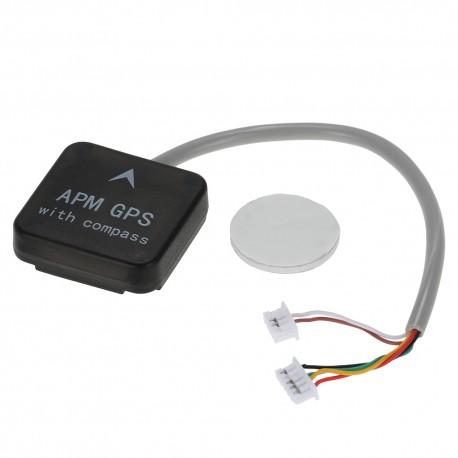 GPS NEO-G7 z HMC5883L - APM Mini - Mini GPS