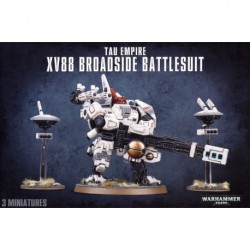 Tau Empire XV88 Broadside Battlesuit Warhammer 40k