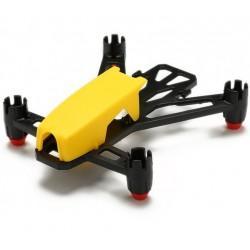 Rama do mini drona FPV - Kingkong Q100 żółta - 100mm 11,6g