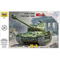 Zvezda 5011 IS-2 Stalin 1:72