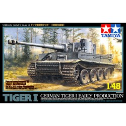 Tamiya 32504 Tiger I Early Production