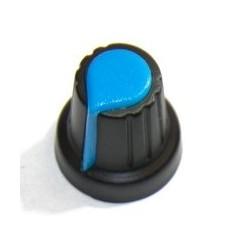Gałka do Potencjometru - oś 6mm - wys. 17mm - 1 szt