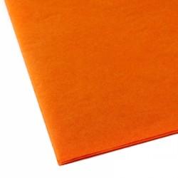 Papier pokryciowy 508 x 762 mm 1szt - pomarańczowy - DUMAS