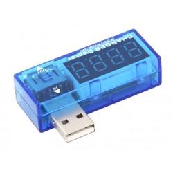 Miernik USB LC19 - pomiar prądu i napięcia portu USB