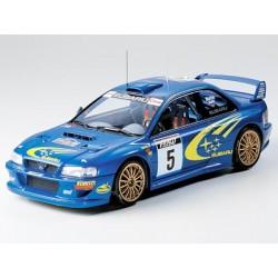 Tamiya 24218 Subaru Impreza WRC 1999