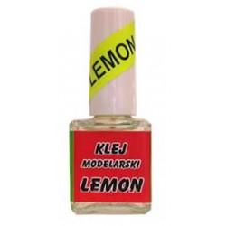 Wamod OD21 Lemon klej modelarski z pędzelkiem o zapachu cytrynowym 12ml