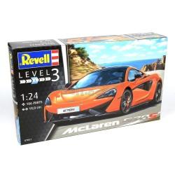 McLaren 570s - Revell - 07051 - Samochód